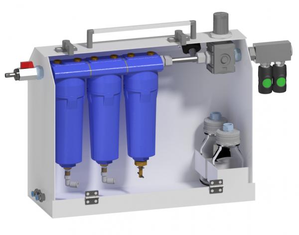 Sistema Movil de Aire Respirable